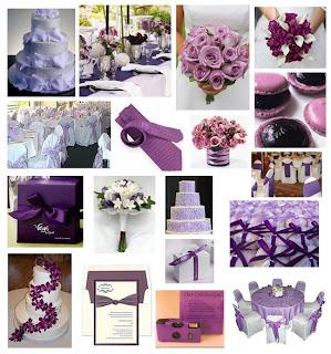decoracao roxo branco 7873951 Baú de ideias: Casamento com lilás, roxo, violeta ou lavanda