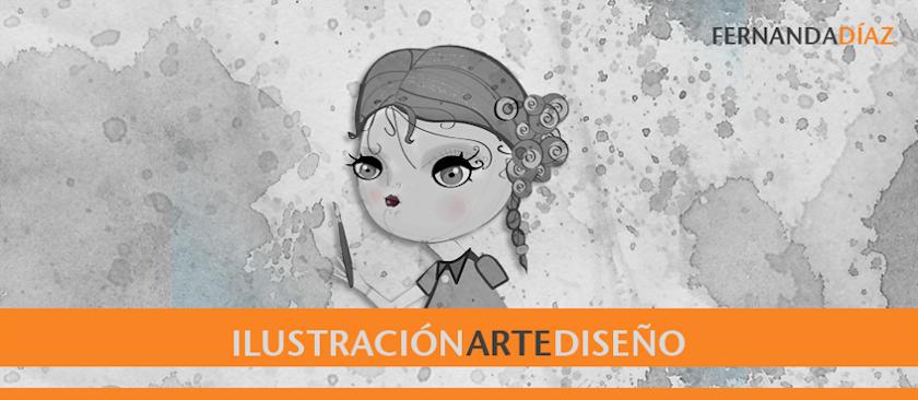Fernanda Diaz Ilustraciones.