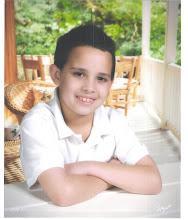 Hayden Paul-age 11