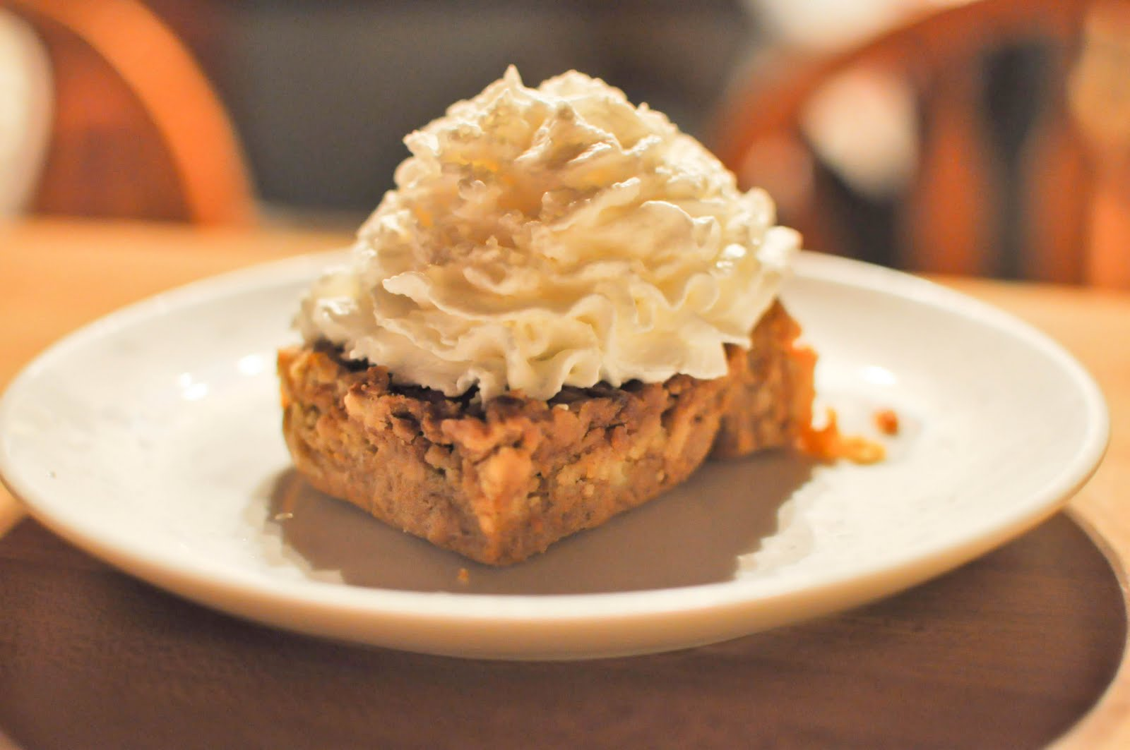 Bless This Food: The Great Pumpkin Dessert