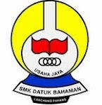 SMK DATUK BAHAMAN