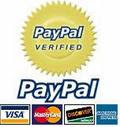 We use paypal because it is safe & secure