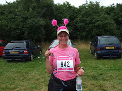 June 2009 after 5km Race for life (yes I ran it all)