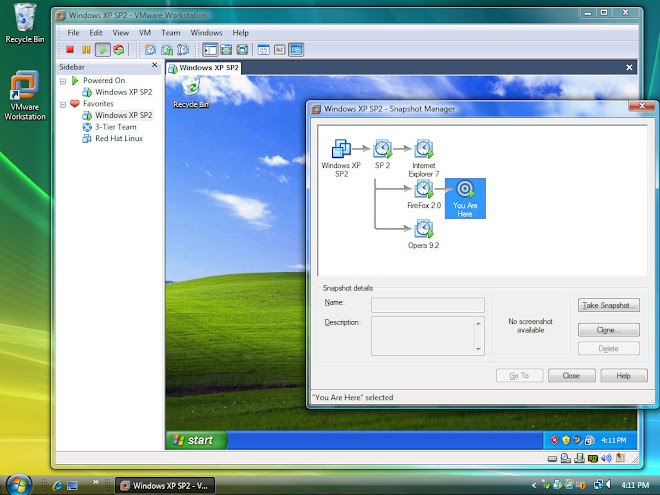 виртуальная машина windows xp