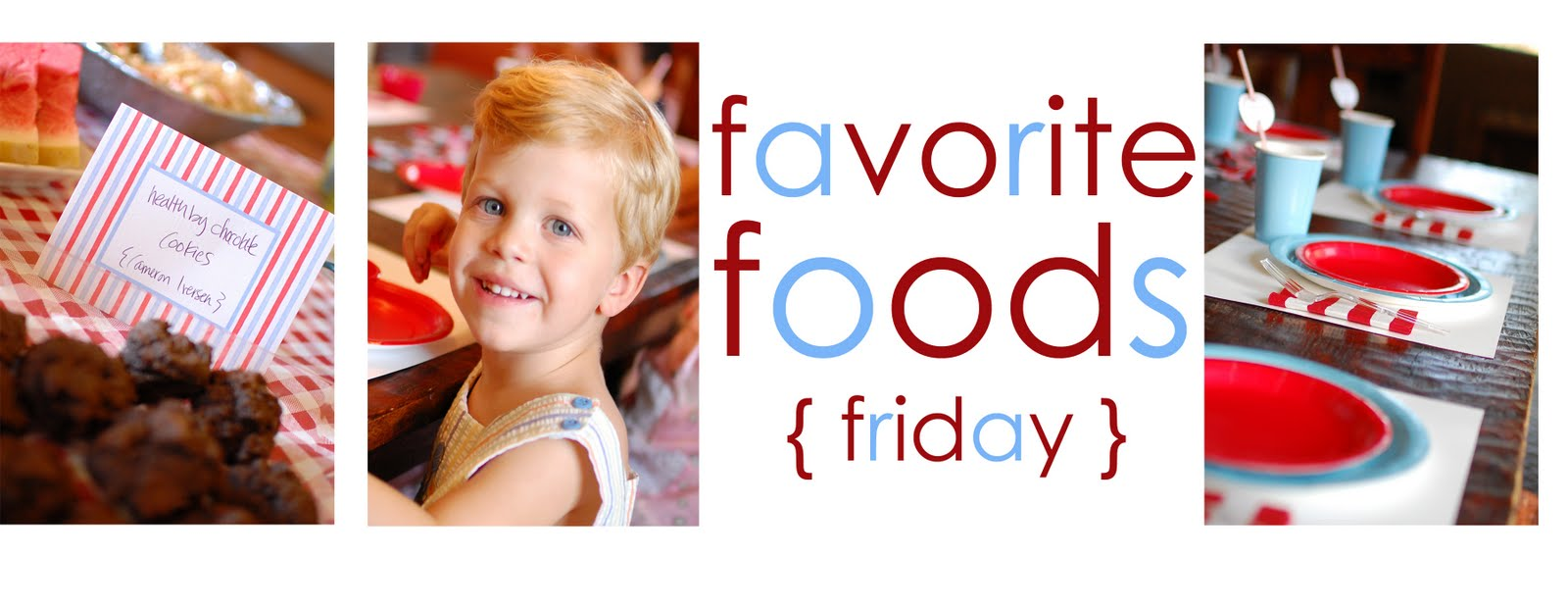 Favorite Foods Friday