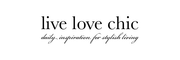 live love chic