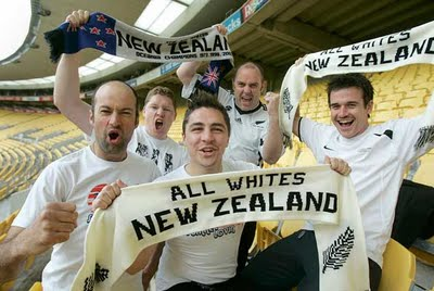 Football Tragic - NZ