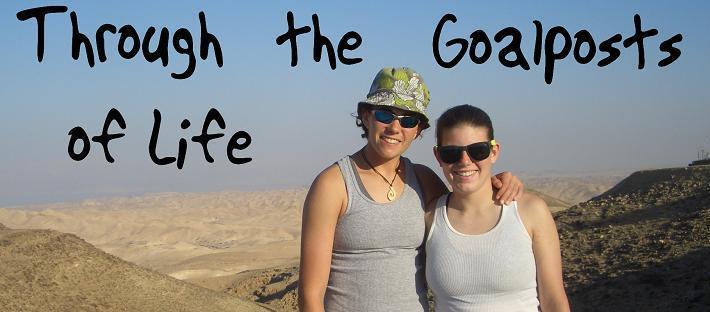 Through the Goalposts of Life