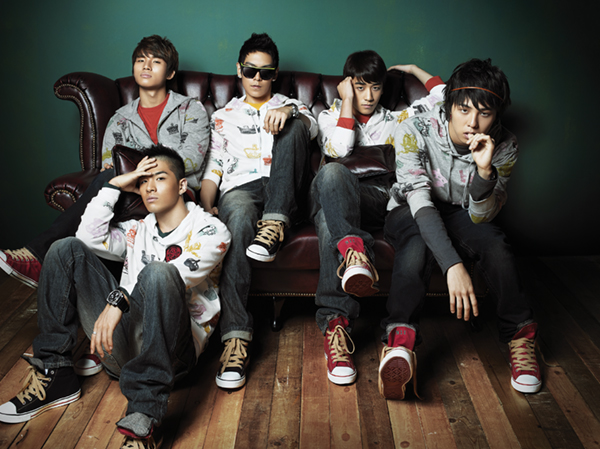 Foto-foto Personil Big Bang