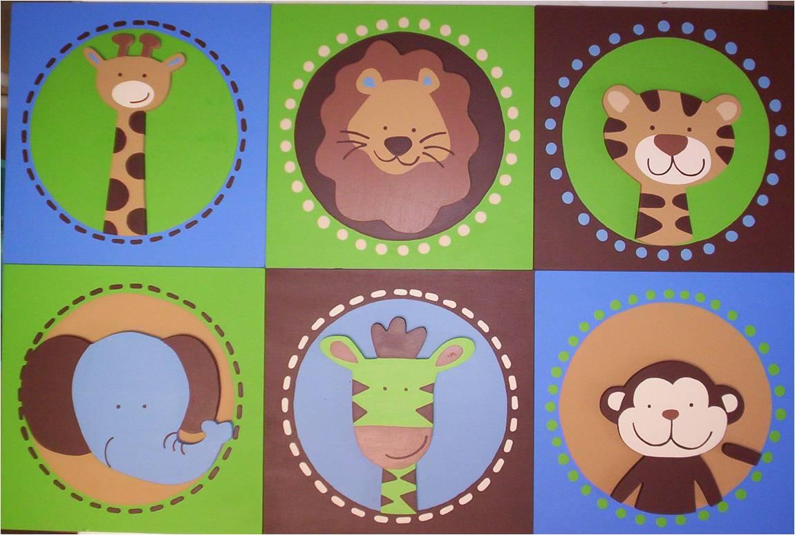 Imagenes De Animales De La Selva Bebes