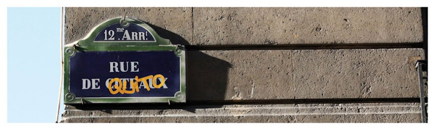 Rue de Quito