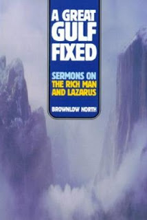 Book cover, A Great Gulf Fixed - A collection of the sermons by Brownlow North