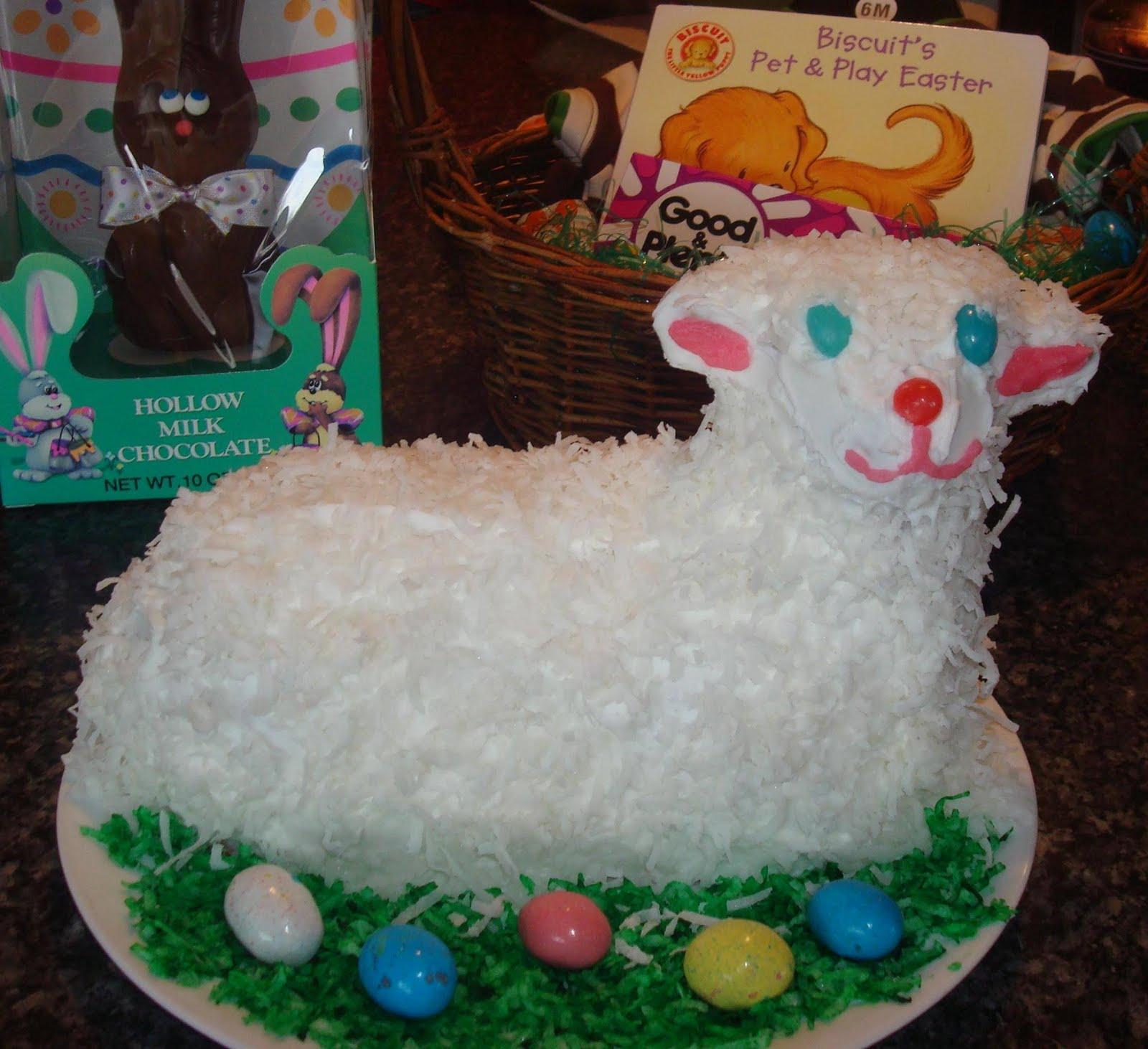 ... so happy easter lamb easter lamb cake easter lamb annual lamb cake
