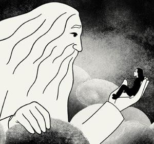 Marjane e Deus