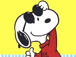 Snoopy feliz
