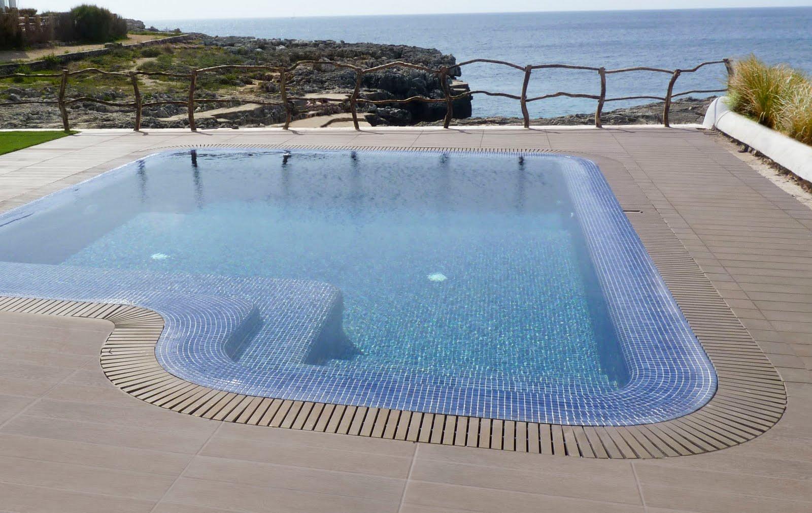 Gres para piscinas cool la oferta de sistemas especiales for Gres para piscinas