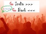 Go India Go Back