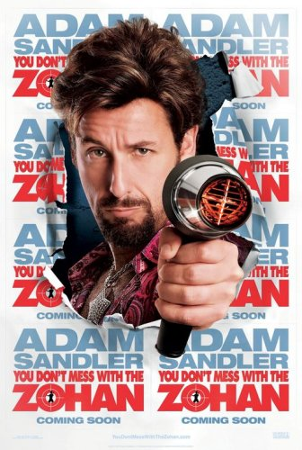 Download Zohan: O Agente Bom de Corte   DualAudio