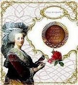Selo Dardos concedido pela amiga Luiza  (Acullen)