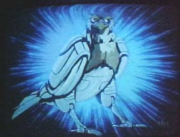 Silverhawks Quicksilver SilverHawk2099: Silver...