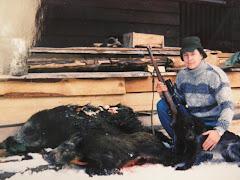Vildsvins jakt tyskland -96