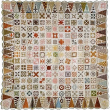 Quilt by Jane A Stickle (aka Dear Jane)