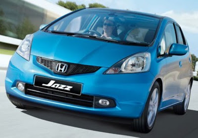 Honda Jazz India
