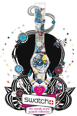Manish Arora Swatch Watch Collection