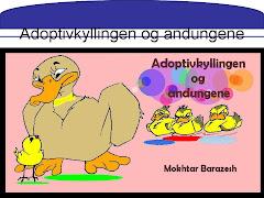 کتاب «جوجه خوانده و بچه اردک ها» می توانید از کتابفرشی های نروژی تهیه کنید ...