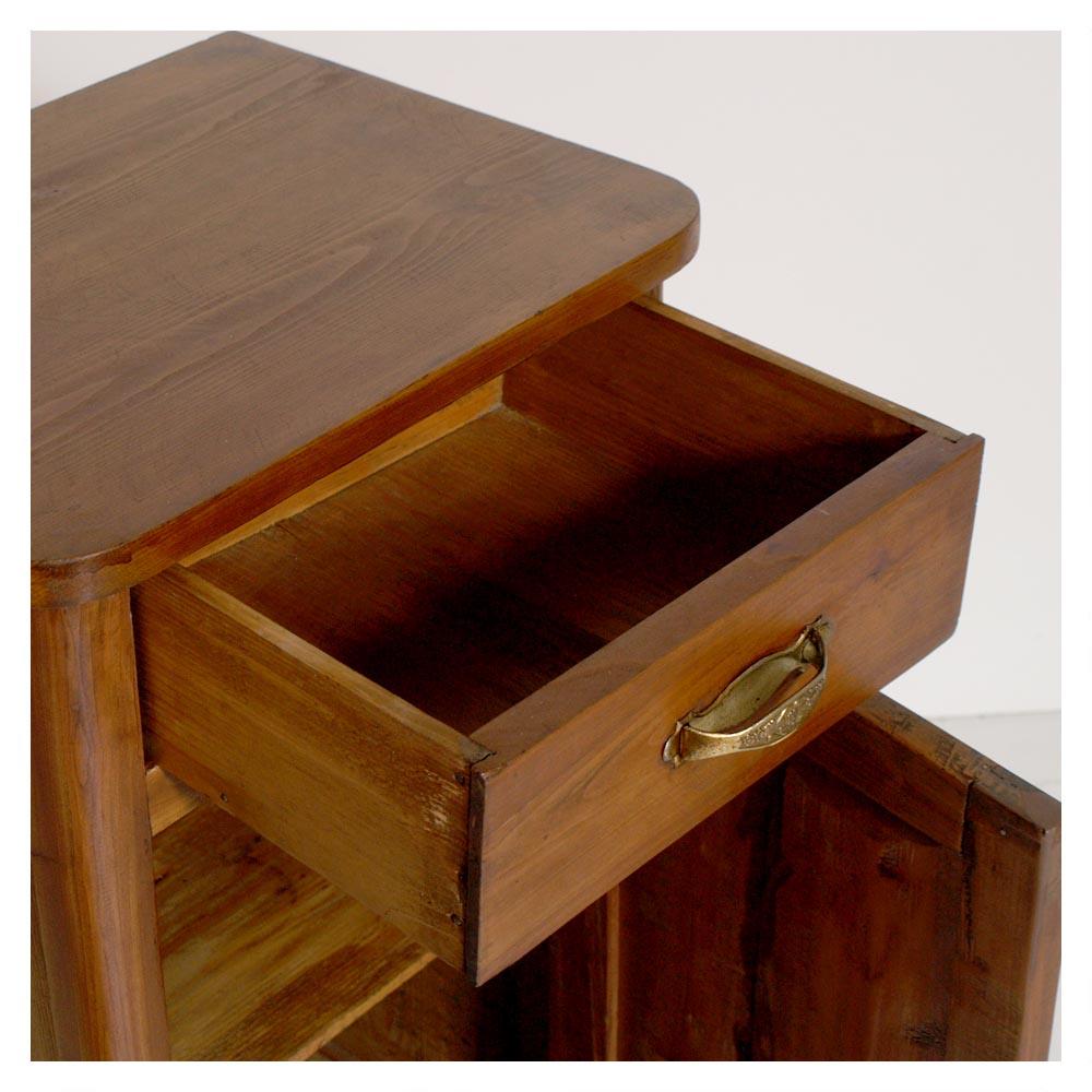 Da cassetto a mensola da parete porta libri - Porta posate da cassetto ...