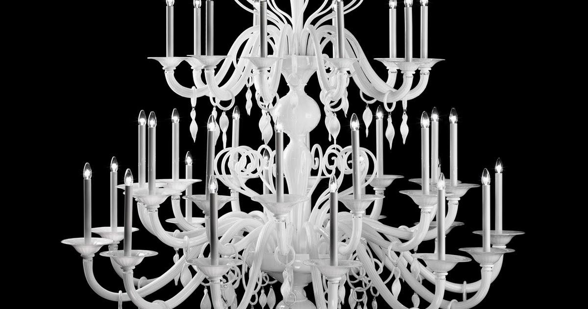 Lampadario design veneziano de Majo illuminazione
