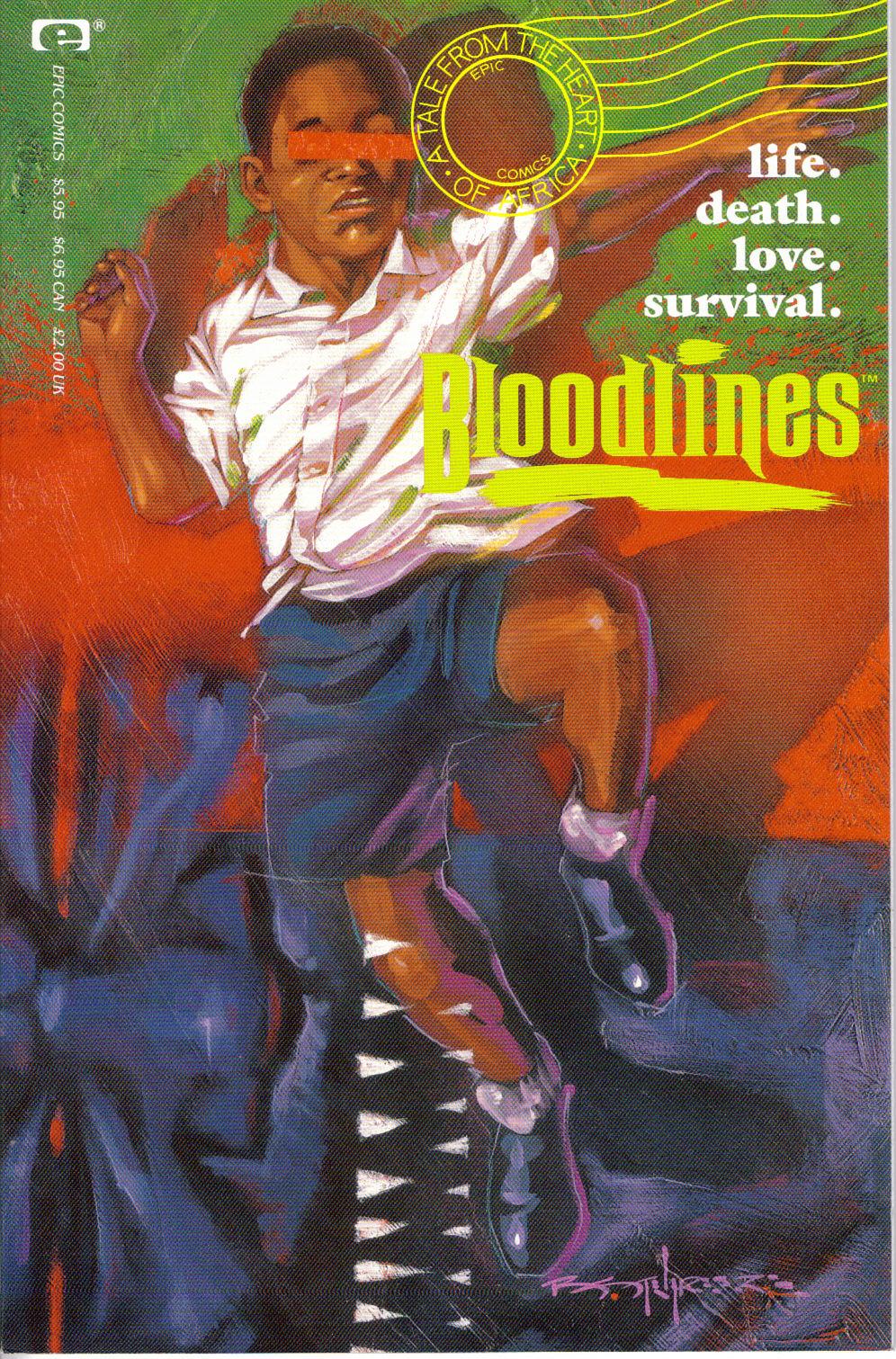 [Bloodlines+]