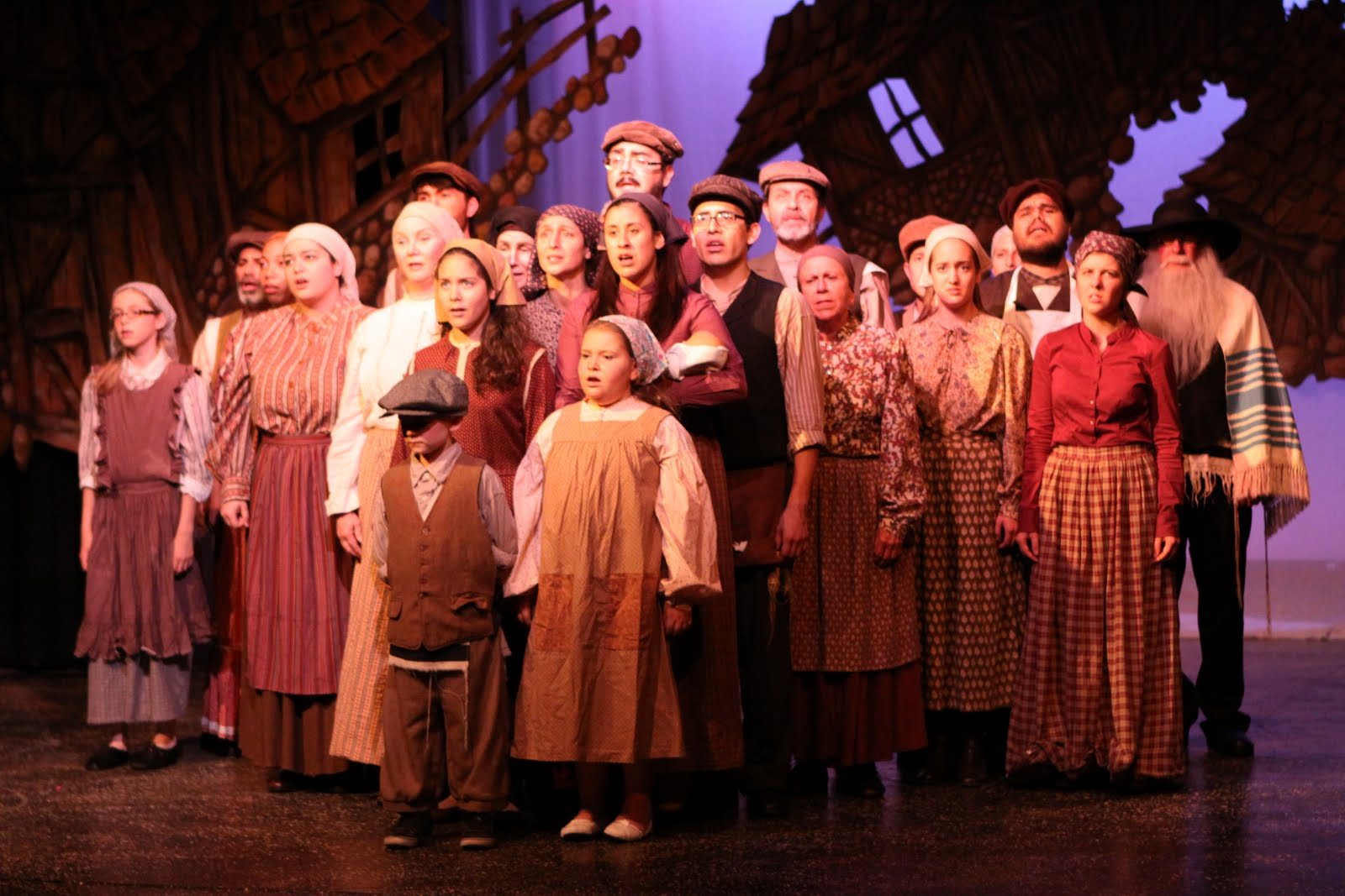 Instant Of Life Fiddler On The Roof