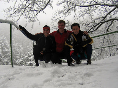 Na Sokolohradech: Hubánek, David a Martin