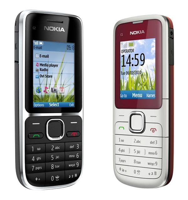 Nokia C1-01 and C2-01 Heads to Orange UK @ GizMobi