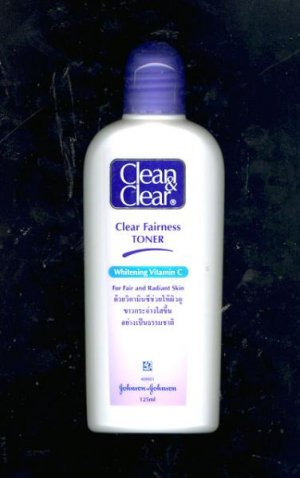 how to use clean and clear toner