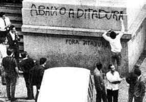 O que foi a ditadura militar