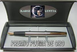 PREMIO PLUMA DE ORO