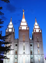 Beautiful Salt Lake Temple