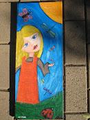 'Dragonfly girl'