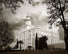 ~St. George LDS Temple~