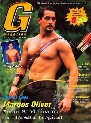 Marcos Oliver G Magazine