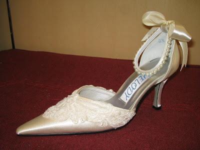 wedding bridal shoes