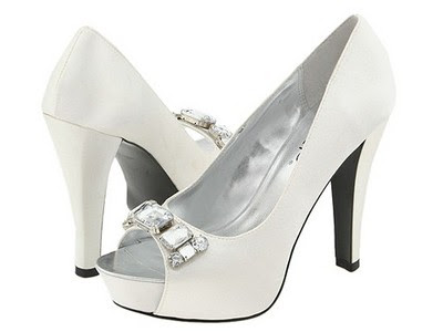 bridal shoes