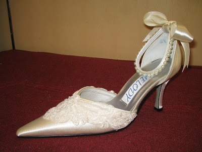 wedding shoes collection