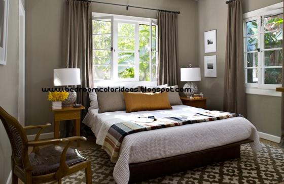 Grey Bedroom Wall Color