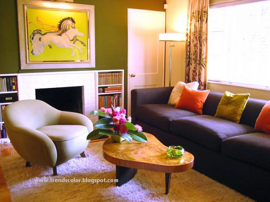 living room color trends 2009 living room color trends 2011 modern