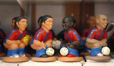 Barcelona Sights - Barça cagando