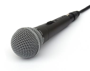 Barcelona SEO - Microphone