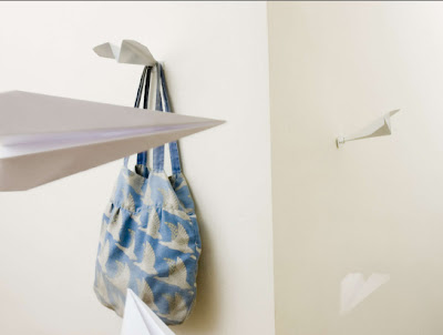 Coolest Coat Hangers going, courtesy of mitemite - BarcelonaSights Blog